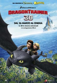 Locandina Dragon Trainer 3d
