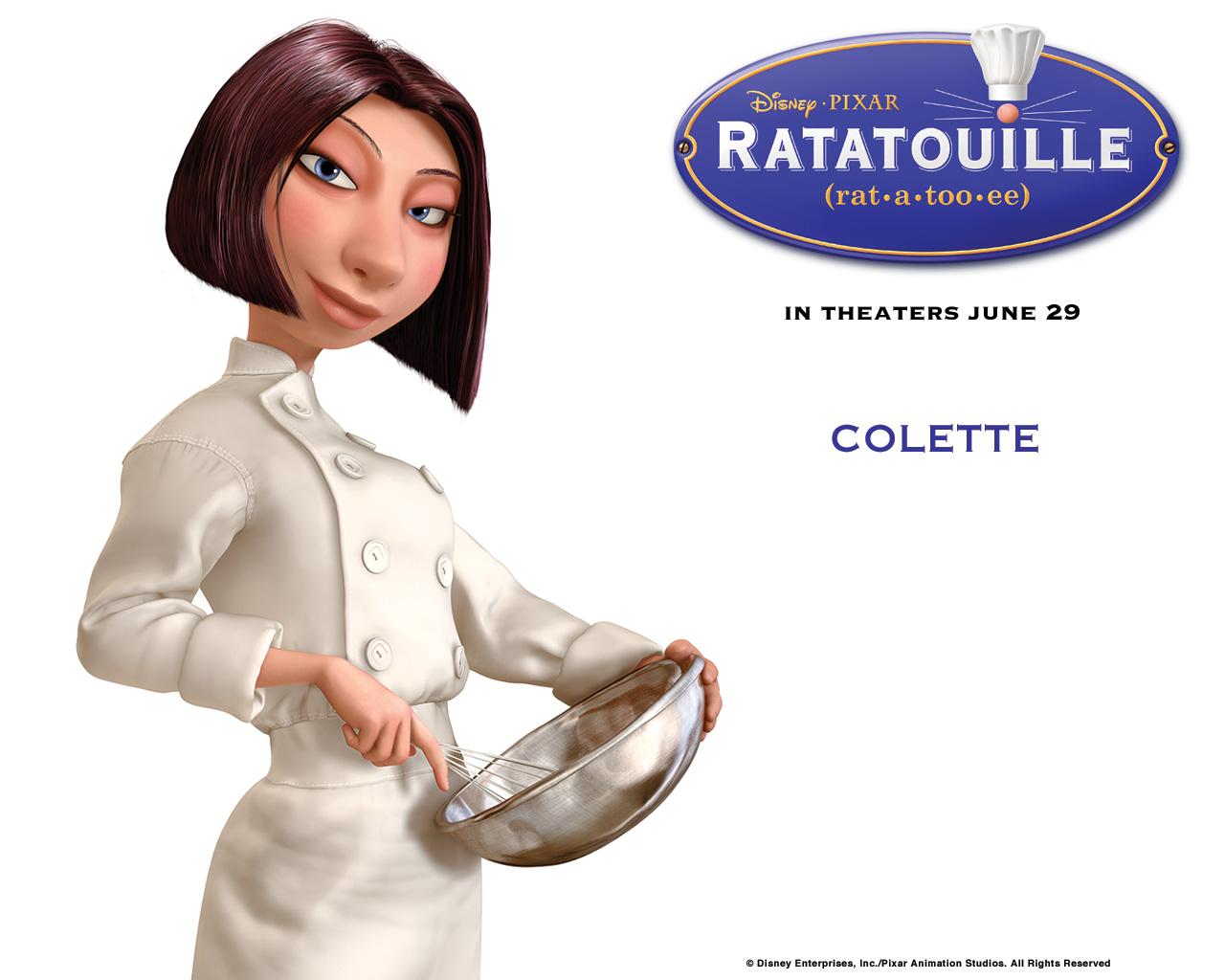 Colette...